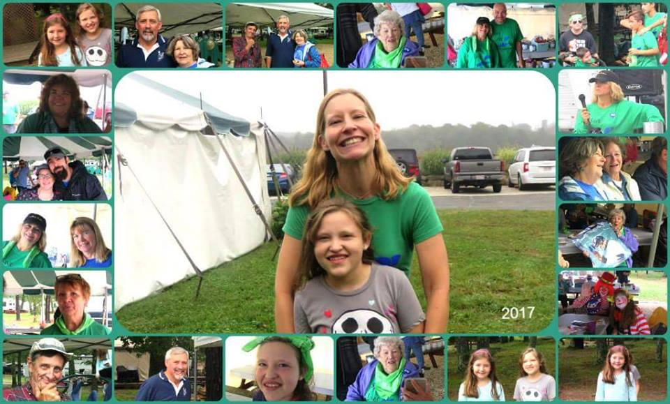 """9th Annual Fight for a Better Life – ALGSA """"Team Sophie"""""""