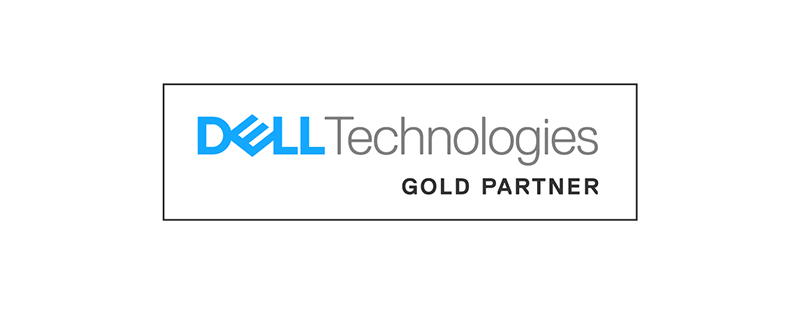 Awarded Gold Partner Status with Dell Technologies