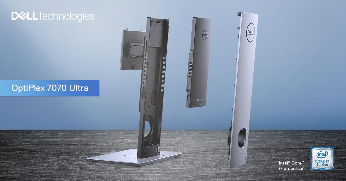 "Dell Technologies ""NEW"" OPTIPLEX 7070 ULTRA"