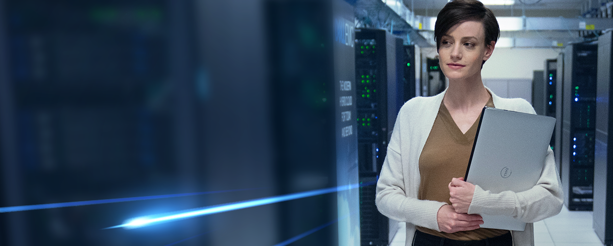 Unlock the Potential of your Data with Dell EMC