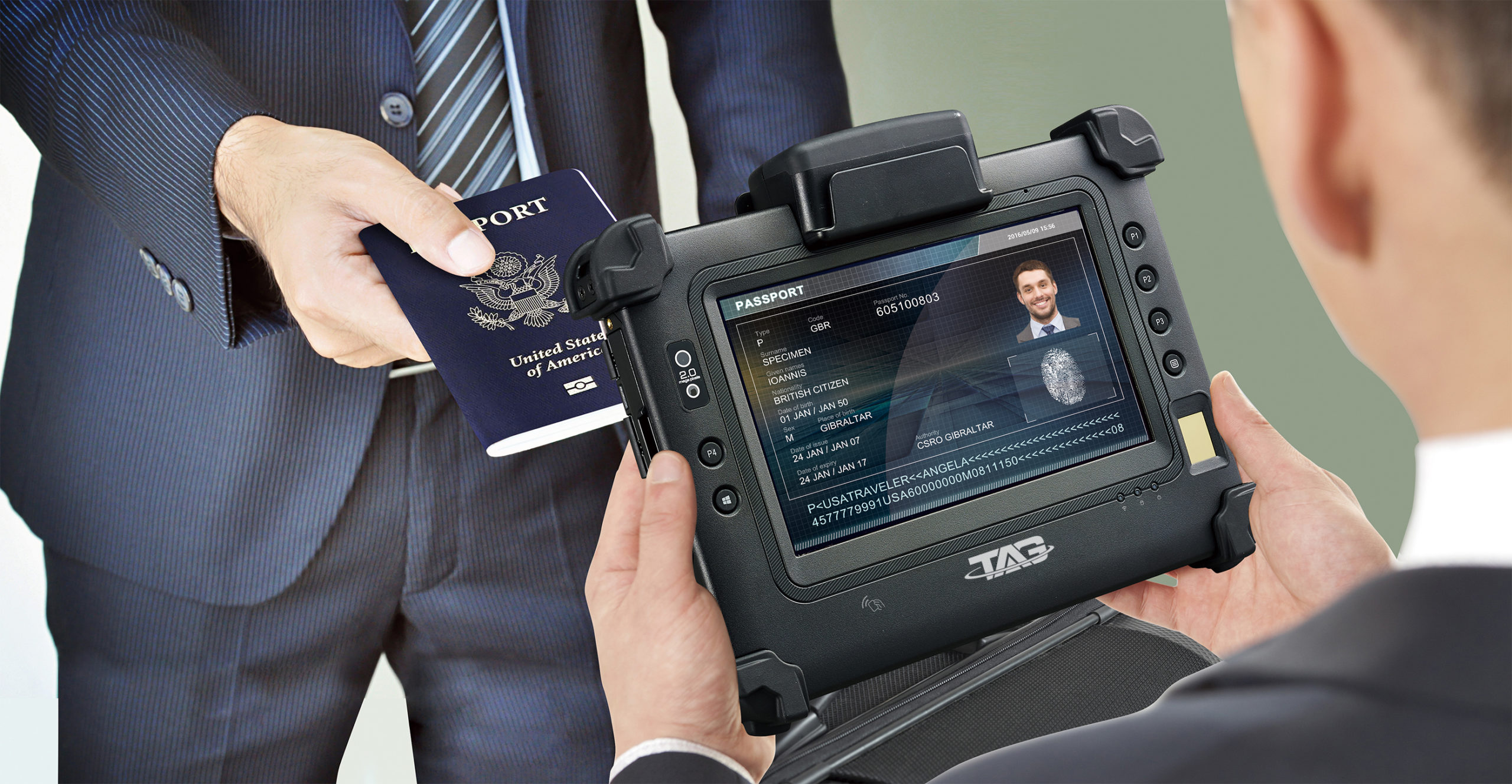 TAG Global Systems Rugged Tablets
